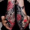 Popular forearm tattoos